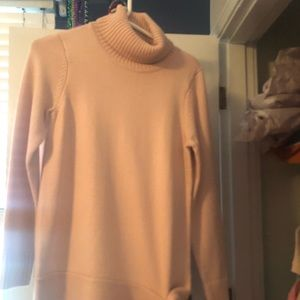 Pink Michael kors collection turtle neck